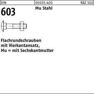 DERING Schlossschrauben M12x90//90 DIN 603 Edelstahl A2 10 St/ück   Flachrundkopfschrauben Flachrund-Schrauben rostfrei
